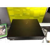 Microsoft Xbox One X De 1tb Black Console (consola Negra)