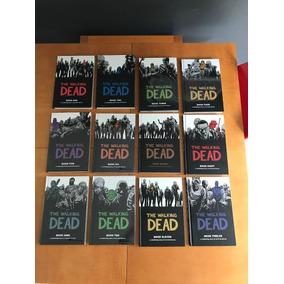 Coleção Quadrinhos Walking Dead - Capa Dura - Vol. 1-12
