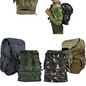 Mochila Militar Grande Reforçada Esportiva Camping Trilha