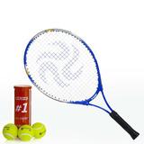 Kit Raquete E Bola De Tenis De Quadra - Esportes e Fitness no ... cddb09961ca35