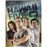 Box Original : Hawaii Five-o - 4ª Temporada - Novo - 6 Dvd