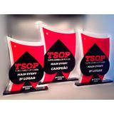 Troféu Poker / Acrílico - Personalizados - Kap