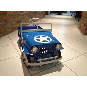 Pedal Car Jeep