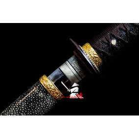 Espada Samurai Katana Guerreiro Funcional Tatico Soshu-kitae