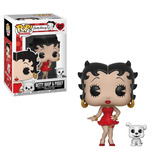 Funko Pop Betty Boop Pudgy 421 Nuevo Original En Stock