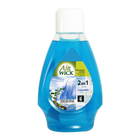 Air Wick Fragancia Activa Antitabaco Aroma Aquamarina 365ml