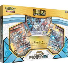 Pokémon Box Lendas De Unova Gx