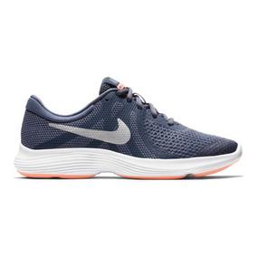 Tenis Nike Revolution 4 Originales Púrpura Mujer 943306 500