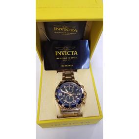 8a583a149b2 Relógio Invicta Specialty 14878 Banhado À Ouro 18k - Relógios De ...