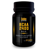 Bcaa 2400 4:1:1 Golden Nutrition 120 Tabletes 2000mg