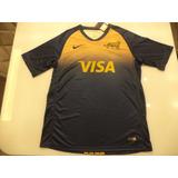 Camisa Da Seleção Da Argentina - Los Pumas - Rugby Sevens