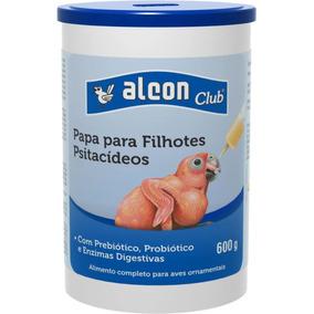 Alcon Club Papa P/ Filhotes 600g Calopsita, Papagaio, Arara
