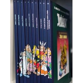 Colección Libros Asterix N°1 A N°38
