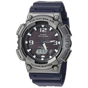 Relógio Casio Aq-s810w-1a4 Tough Solar C/ Nota Fiscal