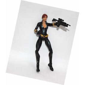 Black Widow Viuva Negra Action Figure Marvel Legends