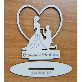100 Lembrancinhas De Casamento Mdf Decoração 9x10cm Branca