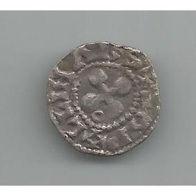 Moeda Da França Feudal - 1090-1225 - Valence Denier - Rara
