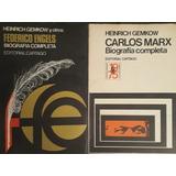 Promo Biografias Engels Marx