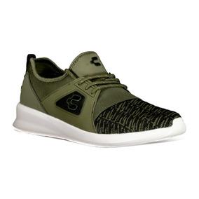 Charly Tenis Casuales Urbanos Tela Deportivo Sneaker 0222131
