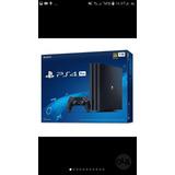 Play Station 4 Pro 1tb