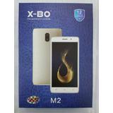 X-bo M2 Android 7.0 Camara 8+5 Mpx Memoria 16+1 Gb Doble Sim
