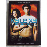Dvd Box Kyle Xy Temporada 2.1 Frete De R$10,00