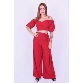 Conjunto Pantalona Nova Paran 9030 - Asya Fashion