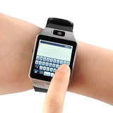 e309d4eb5e1 Relogio Inteligente Smartwatch Dz09 Apple Iphone 4 5c 5s 6 ...