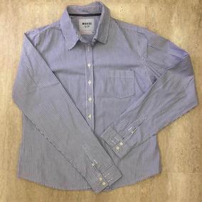 ff1f5993c1167 Camisa Manga Larga Moose Talla L