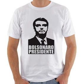 Bolsonaro Presidente 1 Camisa