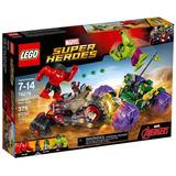 Lego 76078 Hulk Vs Hulk Rojo (1052)
