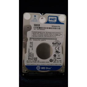 Hd 500gb Western Digital Blue Wd5000lpvx