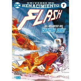 Cómic, Dc, Flash #7. Ovni Press