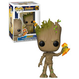 Funko Pop - Groot - Guardianes De La Galaxia - Thanos