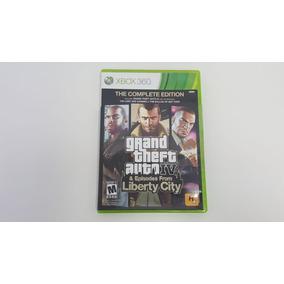 Gta 4 + Episodes Fron Liberty City - Xbox 360 - Original