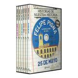 Colección Efemerides Historias De Nuestra Argentina Dvd