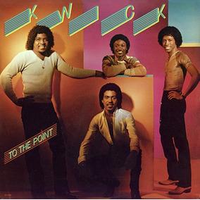 Lp Kwick - To The Point (1981) Importado