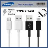 Cable Usb Carga Rapida 1.2 M Samsung S8 S9 Tipo C Original