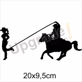 de401da748c10 Adesivo Para Carro Cowboy E Cowgirl - Acessórios para Veículos no ...