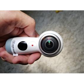 Câmera Samsung Gear 360º Sm-r210 2017 4k - Pronta Entrega