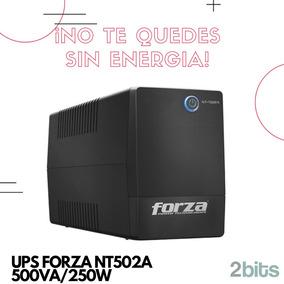 Ups Forza Nt 502a Interactive 500va/250w 45-65hz 4 Iram