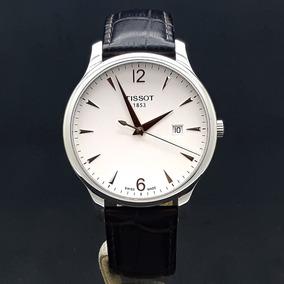 4d4327e1427 Relógio Tissot Tradition T0636173603700 Rose Couro Original. 1 vendido -  São Paulo · Tissot Tradition