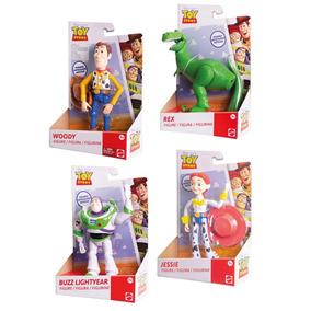 Pack 5 Muñecos Toy Story Woody Jessie La Vaquera - Muñecos de Toy ... 385907354e5