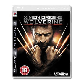 ec259c740eb1d X Men Origins  Wolverine - Video Games no Mercado Livre Brasil
