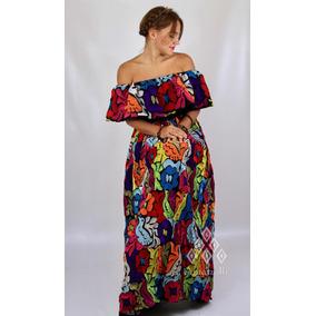 c65942000c Vestido Bordado Mexicano Para Niña en Mercado Libre México