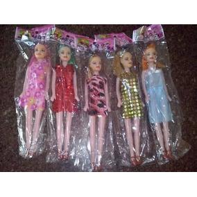 Muñecas Tipo Barbie Económicas Juguetes Niñas Mayor Y Detal