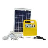 Kit Solar De 9 Voltios Para Uso En Casa