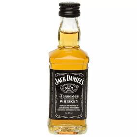 Mini Jack Daniels 50 Ml 12 Unidades