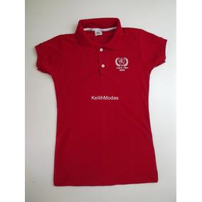 Camisa Vermelha Da Ravanelli - Pólos Femininas em Paraná no Mercado ... e4d45a8e242ec