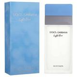 Perfume Original Light Blue Dolce Gabbana Para Mujer 100ml
